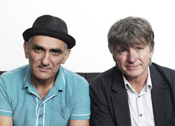 Image of Neil Finn, Paul Kelly & Live Nation Australasia by arrangement with Artist Voice