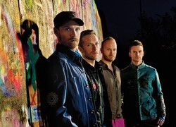 Image of Coldplay & Chugg Entertainment