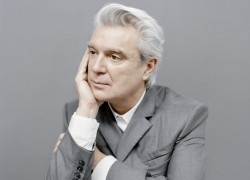Image of David Byrne and Frontier Touring