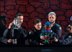 Image of Brisbane Festival, La Boite Theatre Company and Dead Puppet Society