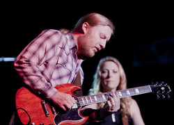 Image of Tedeschi Trucks & Trombone Shorty & Bluesfest Touring