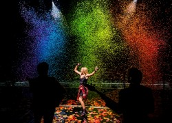 Image of Kylie Minogue and Frontier Touring, Roundhouse Entertainment and Mellen Events