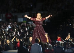 Image of Adele and Live Nation Australasia