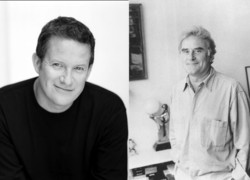 Image of Richard Eyre and Matthew Bourne
