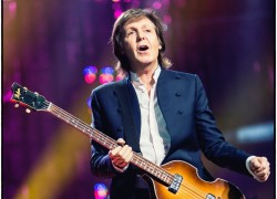 Image of Paul McCartney, Frontier Touring, MPL & Marshall Arts