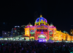 Image of Victorian Major Events Company on behalf of the State Government of Victoria