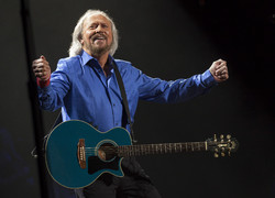 Image of Barry Gibb & Live Nation Australasia