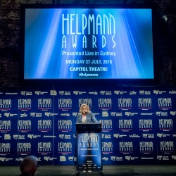 2015 Nominations Announcement Sydney Host Helen Dallimore