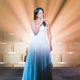 "Silvie Paladino singing Defying Gravity from ""Wicked The Musical"""